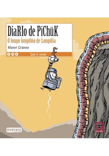 Diario de Pichuk. O Longo Longobio de Longolia