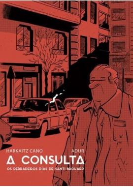 A CONSULTA. OS DERRADEIROS DÍAS DE SANTI BROUARD