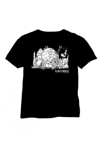 Camiseta logo Mincha
