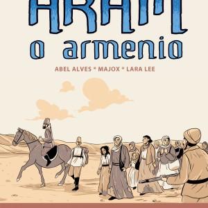 """PRESENTACIÓN """"ARAM O ARMENIO"""" EN COMPOSTELA"""