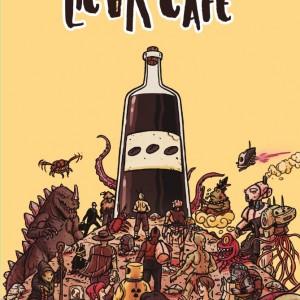 NOVIDADE XULLO 2017: LICOR CAFÉ 13 grolos da Nova banda deseñada galega