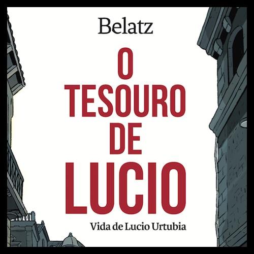 NOVIDADE: O TESOURO DE LUCIO
